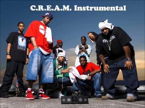 The Best C.R.E.A.M instrumental