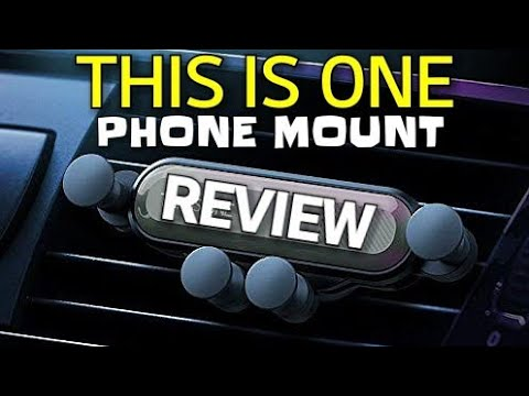This Is One (Car Mount) REVIEW