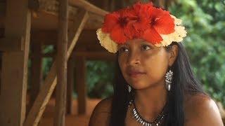 Как живет индейское племя Эмбер