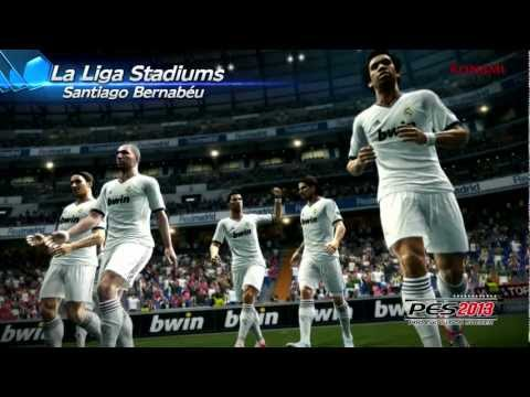 [Introducing PES 2013] The Stadium Tour (Episode 4)