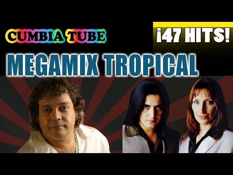 Megamix Tropical 47 Videos Enganchados de Cumbia y Cuarteto
