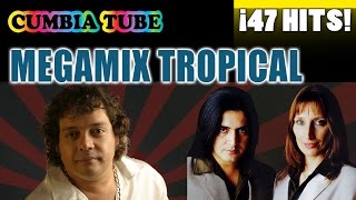 Megamix Tropical 47 Videos Enganchados de Cumbia y Cuarteto