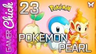 ❤ Pokemon Pearl - Walkthrough [Part 23 Maylene - The Fighting Type Gym Leader!] w/ Lori