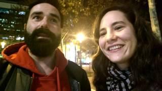 Un año pidiendo un semáforo sonoro al Ajuntament de Barcelona y npc