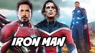 Avengers Phase 4 Iron Man Captain Britain News Explained