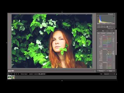 Как обработать фото Lightroomru