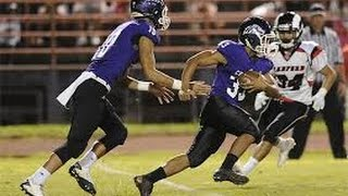 Pearl City Football Highlights 2014 (Part 2 of 3)