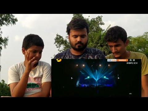 Reaction to Dimash Kudaibergen - Hello | Indian group reacts to Dimash
