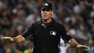 Bad Calls - 2018 MLB Postseason