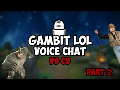 deb8f32c You must know! #4 w/ fwexY of Gambit Fortnite [EN subs] - YouTube