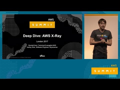 AWS Summit Series 2017: London - Deep Dive: AWS X-Ray