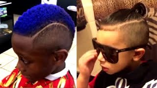 Amazing Kids Boys Haircut ★ Best Barbers Compilation 2017