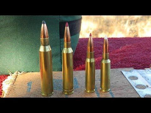 6 5 creedmoor VS 308 Win  VS 7mm Rem  Mag  VS 338 Lapua Mag  Disparos a 1000 yardas o 914 Metros