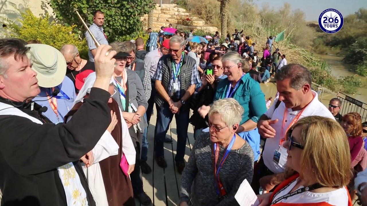 Dr  Scott Hahn Pilgrimage to the Holy Land with 206 Tours!