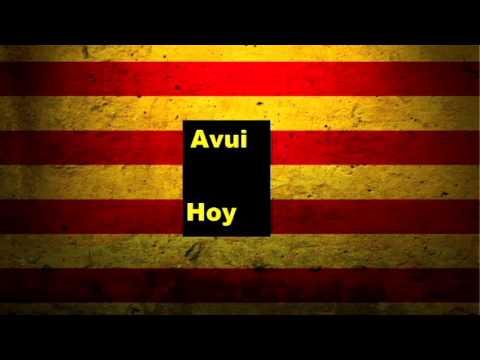 Aprender Catalan con palabras