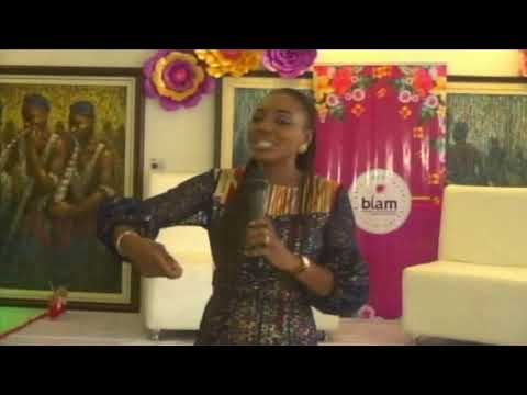Toyin Poju Oyemade Ministering Blooming Amazons Ministry