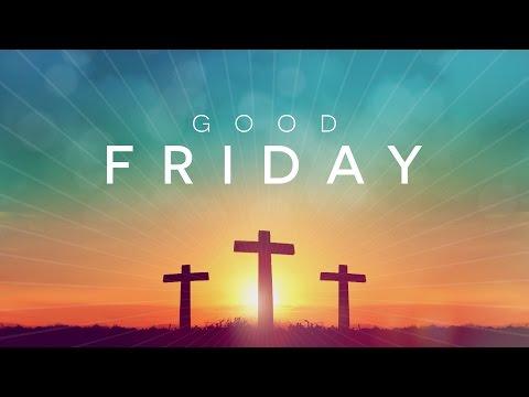 Good Friday Service 2016