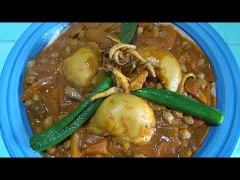 تحضير-الكُسْكسي-بالسفنارية-الجزر-صحي-وسهل-plat-rapide-@المطبخ-التونسي-زكية---tunisian-cuisine-zakia