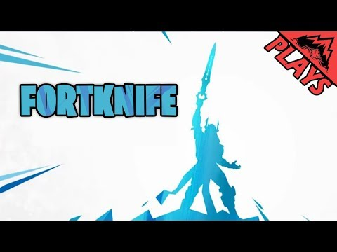 FortKnife - Fortnite *MYTHICAL SWORD VICTORY* (StoneMountain64)