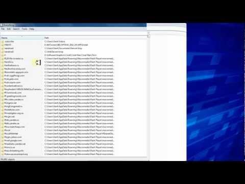 Программа Everything для поиска файлов