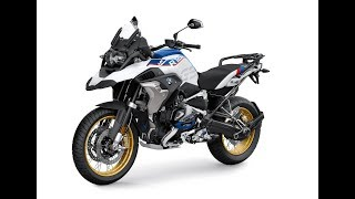 2019 BMW R1250GS Preview - 136 HP and 140 Nm
