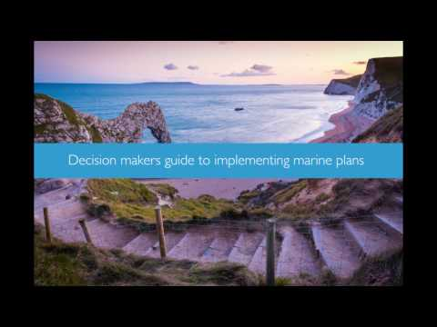 Decision makers guide to implementing marine plans