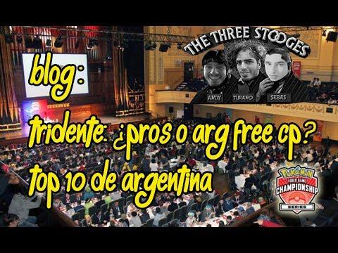 [ESPECIAL] Opinión: Tridente ¿Pros o Arg Free Cps? - Top 10 de Argentina. (Parte 1)