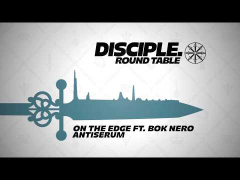 Antiserum - On the Edge Ft. Bok Nero