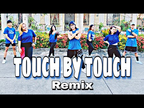 TOUCH BY TOUCH ( Dj Rowel Remix ) - Tiktok Remix | Dance Fitness | Zumba indir