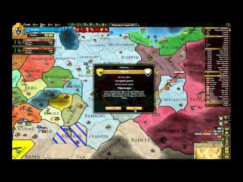 Let's Play Europa Universalis III Divine Wind France Episode V: Dutch pride (7)