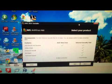 Some Tips For Installing & Updating AVG Antivirus Free