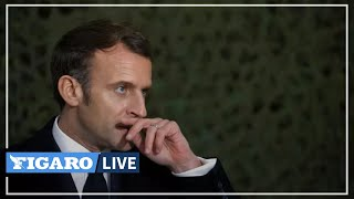 🔴Emmanuel Macron annonce la production de 250 millions de doses de vaccins sur le sol français