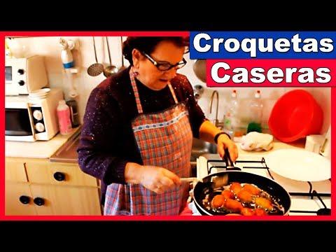 Croquetas de pollo caseras youtube - Cocina casera de la abuela ...