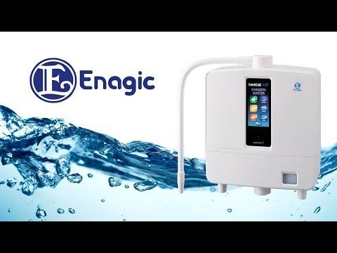 Why Is The Enagic Kangen Water Machine The Best Alkaline Water Ionizer?