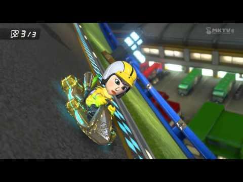 Mario Kart 8 Gold VS Gold