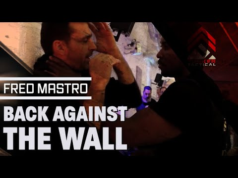 Fred Mastro | Back Against The Wall Technique