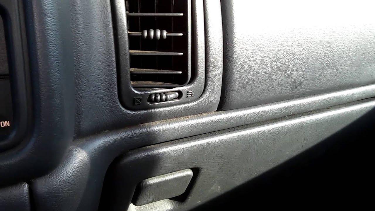 Knocking Thumping Noise Chevy Silverado 2001 Truck Youtube 01 Pickup Fuse Box