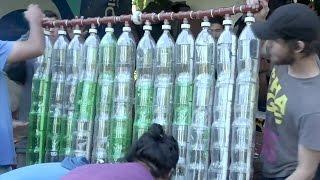 Аргентинцы собирают солнечные коллекторы из отходов (новости)