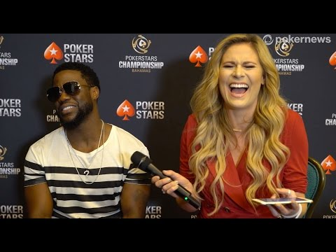 Kevin Hart Answers 2 Minutes of Rapid Fire Questions