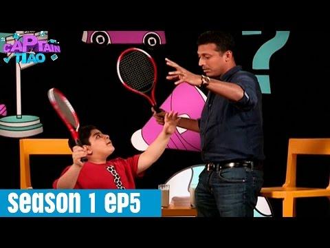 Captain Tiao | Full Episode 5 | Mahesh Bhupathi | Disney India Official