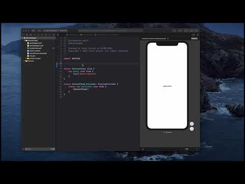 Load an image from the web - Learn Swift UI thumbnail