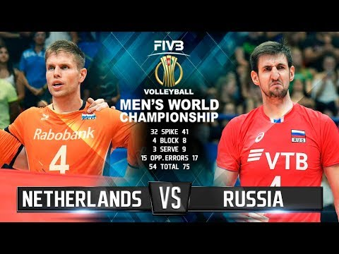 Russia vs. Netherlands