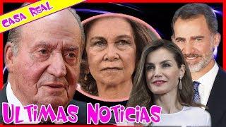 Doña Sofía quiere expulsar a la reina Letizia de Casa Real, Juan Carlos se opone a ella.