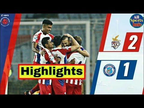 Atletico De Kolkata vs Jamshedpur FC Match Highlights & Analysis   ATK vs Jamshedpur