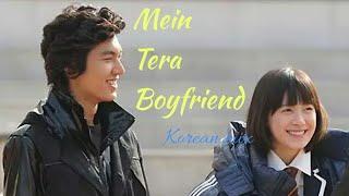 Main Tera Boyfriend || Boys Over Flowers || Raabta || Jun Pyo and Jan Di || Korean mix