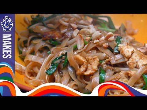Tofu Pad Thai Quick and Tasty Recipe   Blue Peter   CBBC