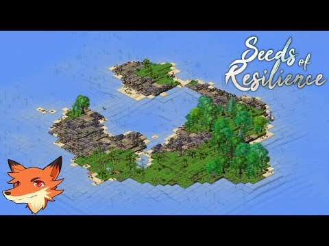Seeds of Resilience [FR] Survivre sur une île déserte!