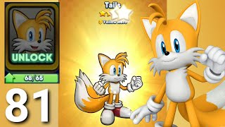 SEGA Heroes TAILS EVENT ENTRY PART 81 Gameplay Walkthrough - iOS / Android