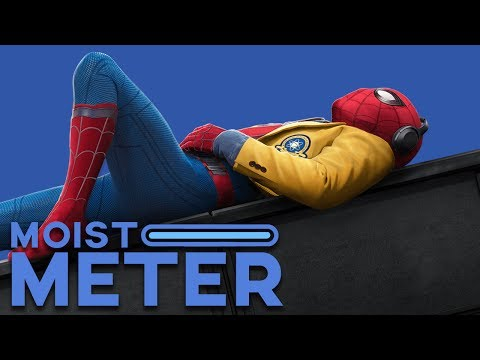 Moist Meter: Spider-Man Homecoming