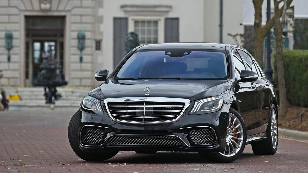 2018 Mercedes Amg S65 Sedan Review Most Ful Luxurious Car